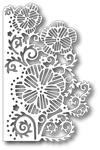 Triple Flower Edge - Tutti Designs
