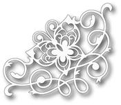 Flourish Butterfly Corner - Tutti