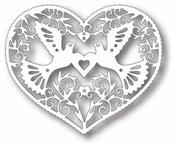 Dove Love Heart - Tutti
