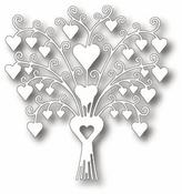 Lovely Heart Bouquet - Tutti