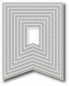 Nesting Stitched Banners - Tutti
