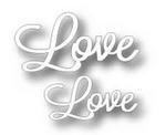 Word Set - Love - Tutti Designs
