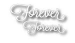 Word Set - Forever - Tutti Designs