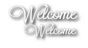 Word Set - Welcome - Tutti Designs