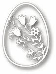 Floral Tulip Egg - Tutti Designs