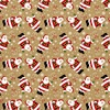 Here Comes Santa Paper - Celebrate Christmas - Echo Park
