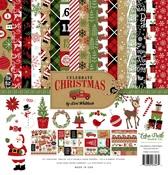 Celebrate Christmas Collection Kit - Echo Park