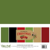 Celebrate Christmas Solids Kit - Echo Park