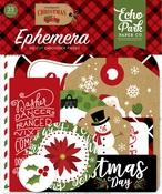 Celebrate Christmas Ephemera - Echo Park