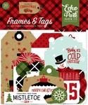 Celebrate Christmas Frames & Tags - Echo Park