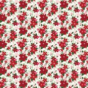 Bright Bouquet Paper - Merry & Bright - Echo Park