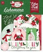 Merry & Bright Ephemera - Echo Park