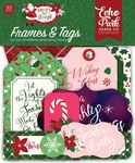 Merry & Bright Frames & Tags - Echo Park