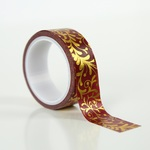 Gold Flourish Decorative Tape - Echo Park