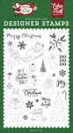 Merry Christmas To You Stamp Set - Echo Park