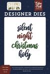 Silent Night, Holy Night Die Set - Echo Park