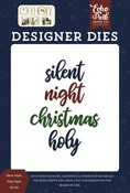 Silent Night, Holy Night Die Set - Echo Park