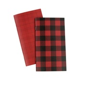 Blank Red Buffalo Travelers Notebook Insert - Echo Park