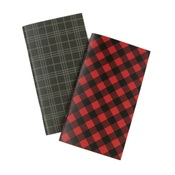 Weekly Calendar Red Buffalo Travelers Notebook Insert - Echo Park