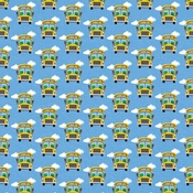 Bus Stop Paper - School Days - Photo Play - PRE ORDER