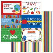 Elementary Paper - School Days - Photo Play - PRE ORDER