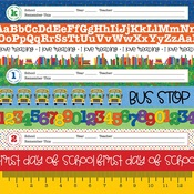 1st Day Of School Paper - School Days - Photo Play - PRE ORDER