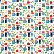 Back To School Paper - School Days - Photo Play - PRE ORDER