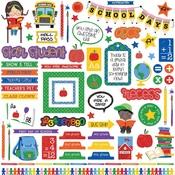Element Sticker - School Days - Photoplay