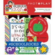 Ephemera - School Days - Photoplay - PRE ORDER