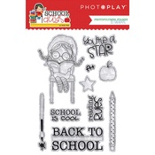 School Days Stamp - Photoplay
