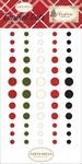 Christmas Enamel Dots - Carta Bella - PRE ORDER