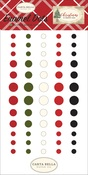 Christmas Enamel Dots - Carta Bella