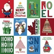 Merry Christmoose Paper - O Canada Christmas - Photoplay