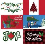Home For Christmas Paper - O Canada Christmas - Photoplay - PRE ORDER