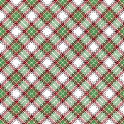 Flannel Shirt Paper - O Canada Christmas - Photoplay
