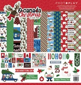 Collection Pack - O Canada Christmas - Photoplay