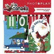 Ephemera Sheets - O Canada Christmas - Photoplay - PRE ORDER