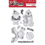 Polymer Stamps - O Canada Christmas - photoplay