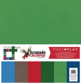 Solids Plus Kit - O Canada Christmas - Photoplay