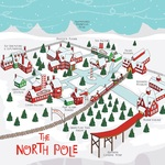 North Pole Paper - Santas Workshop - Carta Bella