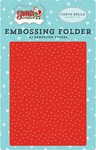 Whiteout Embossing Folder - Carta Bella