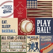 Grand Slam Paper - Play Ball - Photo Play