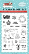 To All A Good Night Stamp Set - Carta Bella - PRE ORDER