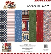 Paper Pack -  Play Ball - Photoplay