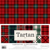 Tartan No 2 Collection Kit - Carta Bella