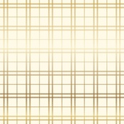 Gold Cream Holiday Plaid Foil Paper - Carta Bella