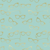 Girls In Glasses Paper - Gal Meets Glam - My Mind's Eye