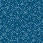 Snowflake Kisses Paper - Celebrate Winter - Echo Park