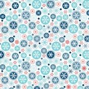 Winter Wonderland Paper - Celebrate Winter - Echo Park