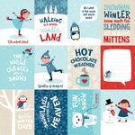 3x4 Journaling Cards Paper - Celebrate Winter - Echo Park